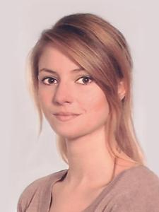 Profilbild von Sarah Steinberg Motion Designer 2D/3D aus Potsdam