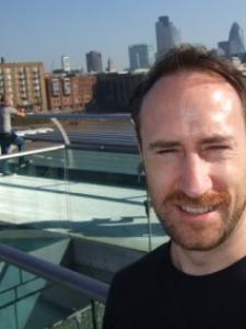Profilbild von Seamus Moran Fachübersetzer aus Berlin