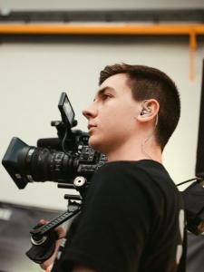 Profilbild von Stephan Brinkert Freiberuflicher Videoproduzent - Kamera, Schnitt, Live-Übertragung aus Berlin