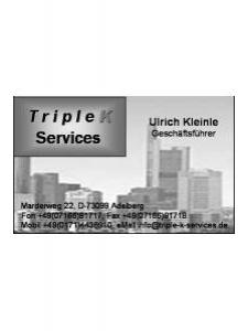 Profilbild von Ulrich Kleinle Bank- und IT-Beratung, Projektmanagement, Multiprojektmanagement, Projektaudit, Systemaudit, Qualitä aus Adelberg