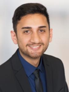 Profilbild von Umair Zaffar IT Consultant/Software Engineer aus Kiel
