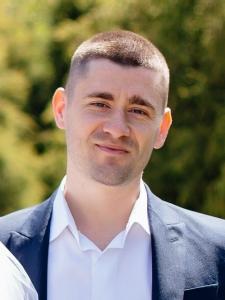 Profileimage by Vadim Roshuor Front-end developer, JavaScript developer, web developer, php developer, fullstack developer, from