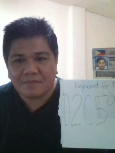 Profileimage by Vicsante Aseniero Senior Developer from DavaoCity