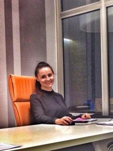Profileimage by Violeta Krlevska SAP ABAP Consultant from Santander