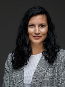 Profilbild von Virginia Corsano Grafik Designerin Print und Digital aus Esslingen
