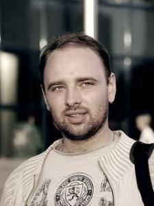 Profileimage by Vladimir Perekrest Front-end dev from vilageShevchenkovo