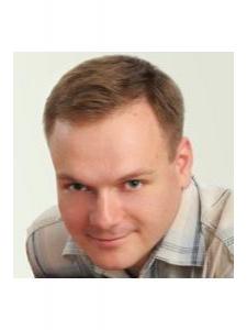 Profilbild von Yuriy Taran Java (J2SE/J2EE/J2ME), HTML, XML; Oracle, MS SQL, MySQL, PostgresSQL; JSF, JSP, EJB, Web Services aus Kharkiv