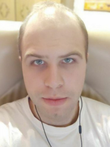 Profileimage by Yuriy Tereshkin Junior Front-end developer from