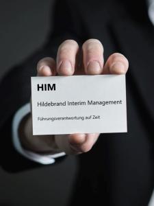 Profilbild von Anonymes Profil, HiM Hildebrand Interim Management