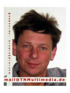 Profilbild von thomas niemann Webproducer erstellt Ihre Firmenhomepage u.a. mit Joomla, Typo3 als CMS, E-Shop, Redaktionssystem aus hamburg